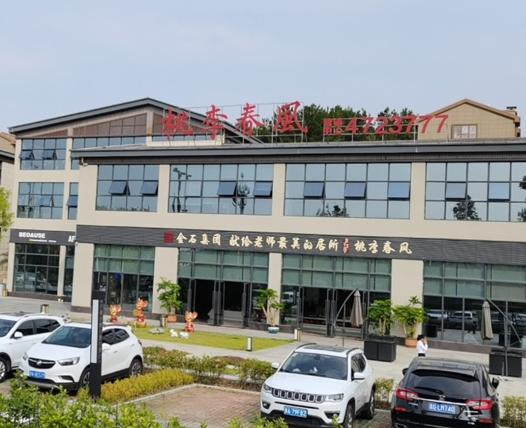 金石集团-桃李春风地产
