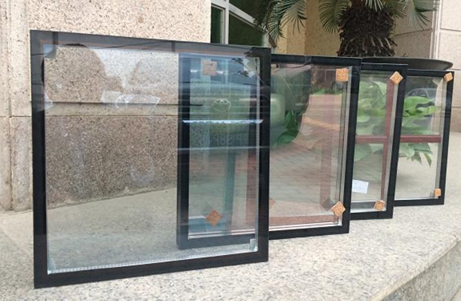 Low-e镀膜节能中空玻璃