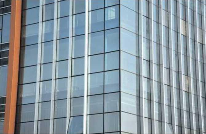 贵州玻璃幕墙